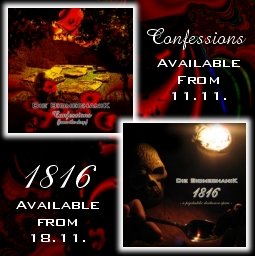 Confessions and 1816 now available